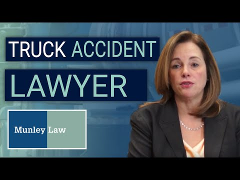 Truck Accident Lawyer Marion Munley