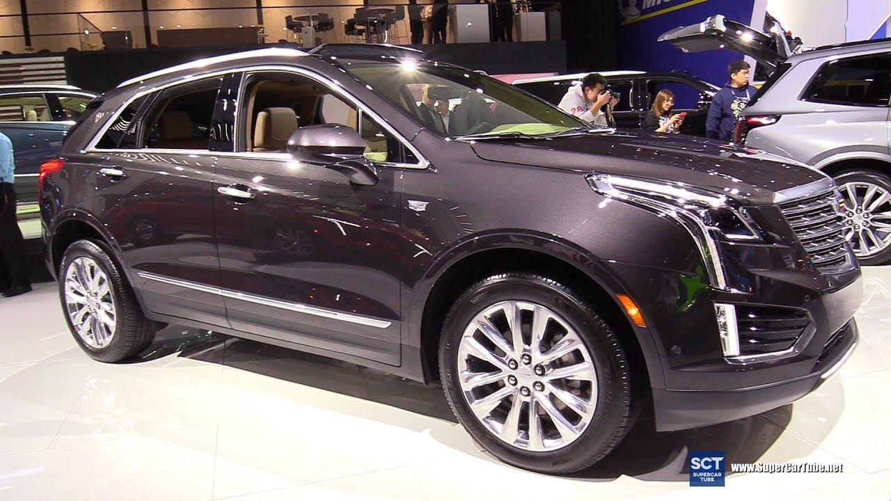 Chi tiết mẫu xe Cadillac XT5