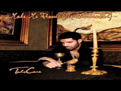 Drake - Make Me Proud Instrumental (HQ)