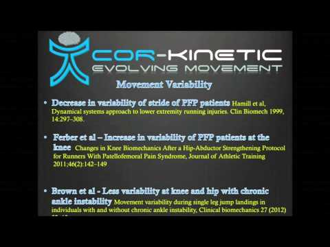 Movement variability