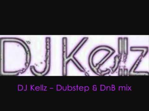 DJ Kellz - Dubstep & DnB  mix