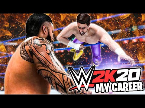 WWE 2K20 My Career Mode | Champion vs Champion!