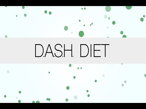Dr. Oz Explains the D.A.S.H. Diet