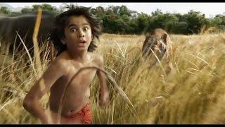 Jungle Book official trailer 2016 HD/ Книга джунглей 2016 трейлер HD