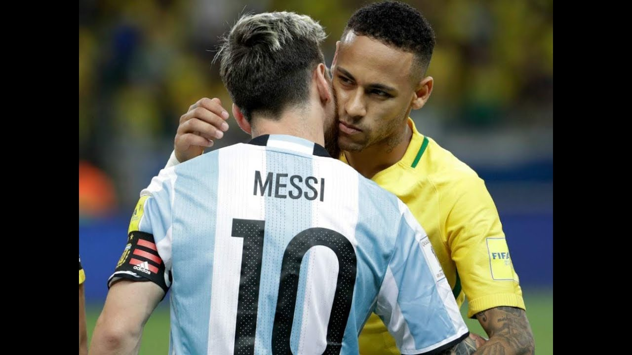 Argentina Vs Brazil  Fifa World Cup  Ps Gameplay
