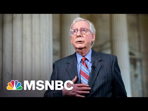 McConnell Is 'Playing With Matches' By Not Supporting To Raise The Debt