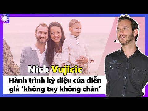 Nick Vujicic - Hành Trình Kỳ Diệu Của Chàng Trai Không Tay Không Chân