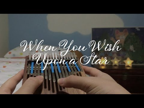 When You Wish Upon A Star (Kalimba Cover)