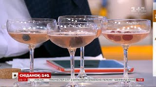 Здивуйте гостей незвичним десертом ЂЂЂ рецепт желе Шампань