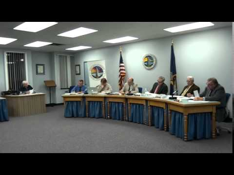 November 17, 2014 Board Meeting