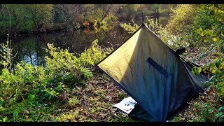 WILD CAMP ON THE RIVER GREAT OUSE | ST. NEOTS TO HUNTINGDON