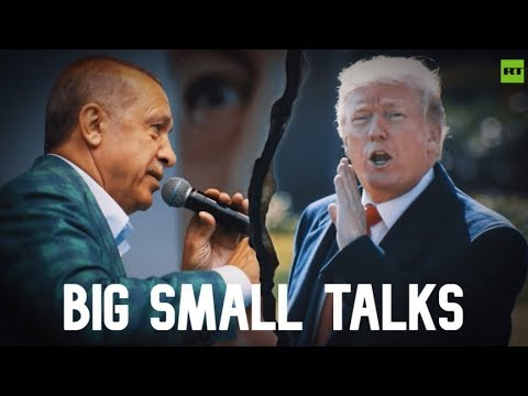 Erdogan's visit to White House failed to ease tensions between NATO allies