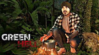 Supervivencia EXTREMA en la JUNGLA - Green Hell #1
