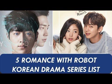 5 Romance with Robot Korean Drama List - YouTube