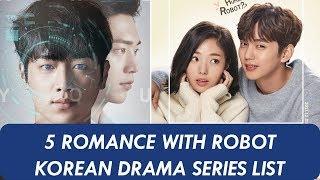 Video 5 Romance with Robot Korean Drama List download MP3, 3GP, MP4, WEBM, AVI, FLV September 2018