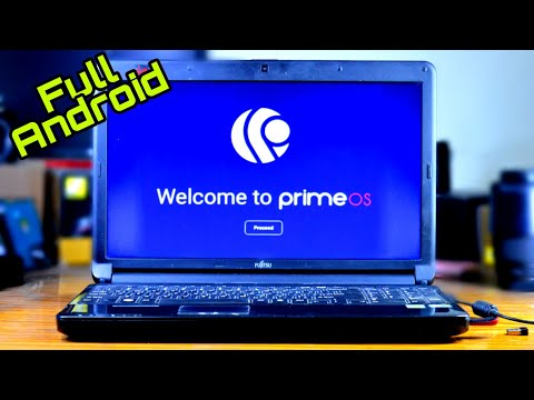 Install Prime OS Full Android On Laptop Or PC (Urdu/Hindi)