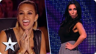 HILARIOUS! Impressions that will make you HOWL with laughter | Britain's Got Talent