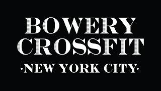 6 week fitness challenge at bowery crossfit