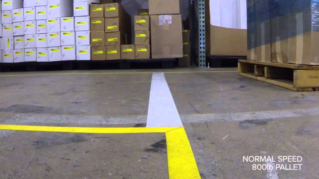 Safetytac Floor Marking Tape Creative Safety Supply Youtube