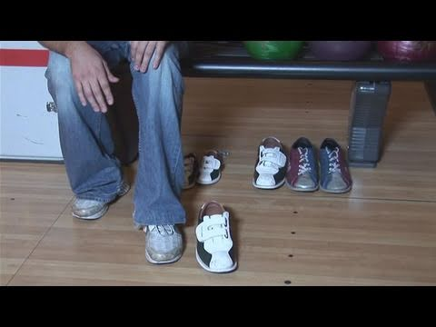 How To Pick Out Bowling Shoes