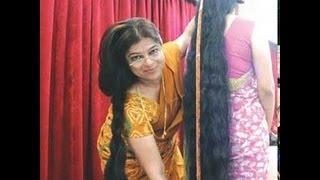 GROW LONG HAIR Using VATIKA NATURAL Indian HAIR PRODUCTS