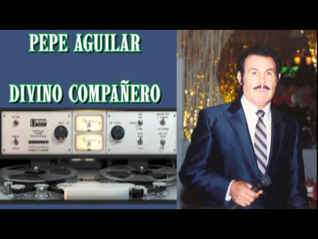 Pepe Aguilar Divino Compañero Travel Video