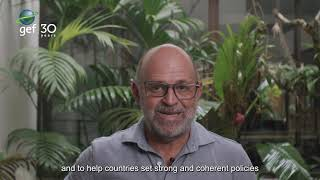 GEF CEO message to the Rio Conventions Pavilion on the occasion of CBD COP15