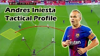 Goodbye Legend | Tactical Profile of Spanish Hero Andres Iniesta