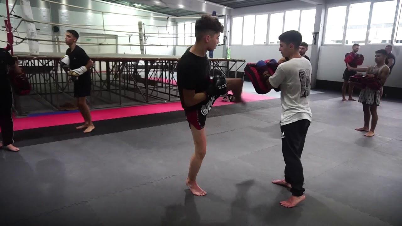 Kickbox Training
