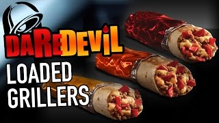 Taco Bell Daredevil Grillers - FOOD REVIEW