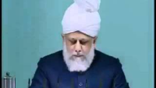 Urdu Friday Sermon 22nd January 2010 - Islam Ahmadiyya