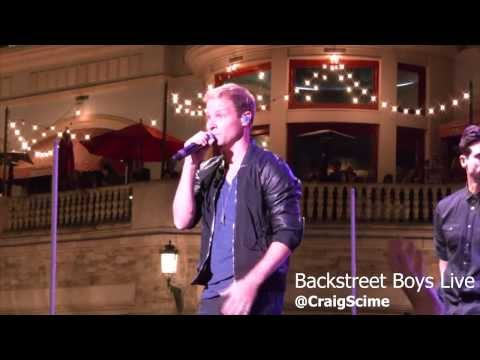 Backstreet Boys - Trust Me - LIVE From The Grove - Full Song