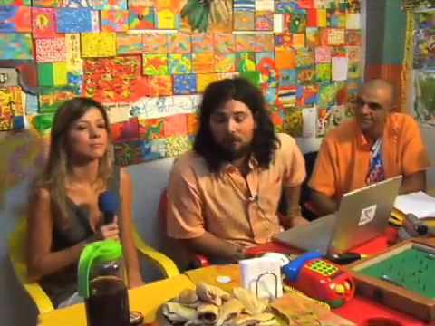 Bola e Arte 03 Bloco 1 - Com Marilia Ruiz, João Signorelli e a rapaziada do samba no Brooklin!!!