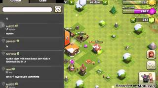 Let's play clash of clans noch mal von Anfang an