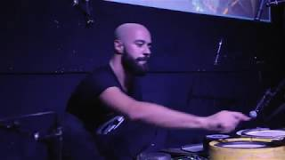 Dario Rossi talks about his electronic live-set