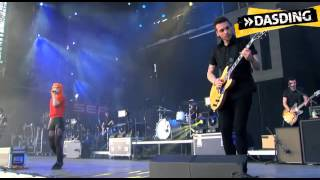 Paramore Still Into You Live Rock Am Ring 2013