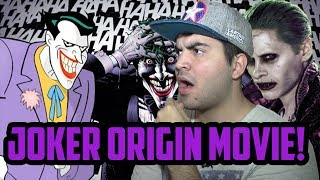 Joker Origin Movie in the Works!