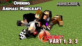 Opening Anicraft Remake Blender   Opening Anicraft Part 1, 2, 3