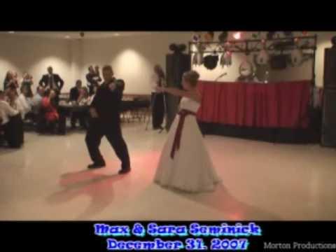 The Best First Dance At A Wedding