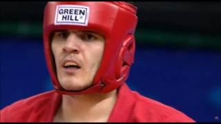 Хадис Ибрагимов. Чемпион Европы по боевому самбо 2016