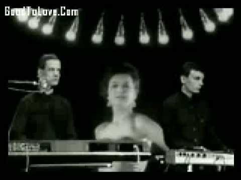 Kraftwerk - Das Model - German tv