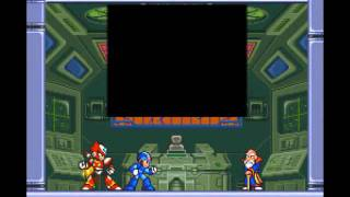 Mega Man X3 - Neon Tiger Perfect Run