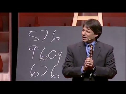 Faster than a calculator | Arthur Benjamin | TEDxOxford - YouTube