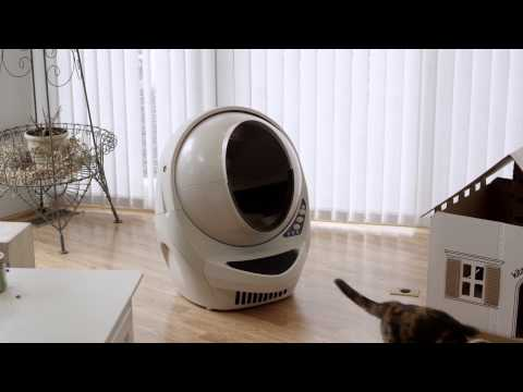 Litter-Robot Open Air Self-Cleaning Litter Box: How it Works