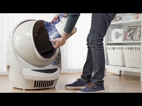 Litter-Robot Open-Air - How it works
