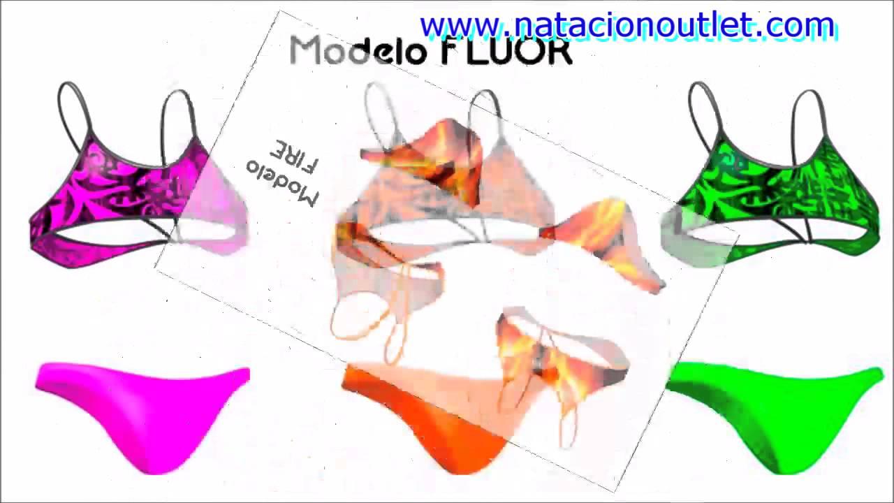 f3aa960b2360 Bikinis de entrenamiento NATACION OUTLET