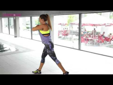 Cosmo Bikini Boot Camp - Teljes test torna!