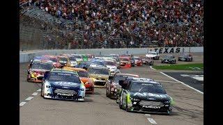 2013 NASCAR Sprint Cup AAA Texas 500 Full Race HD