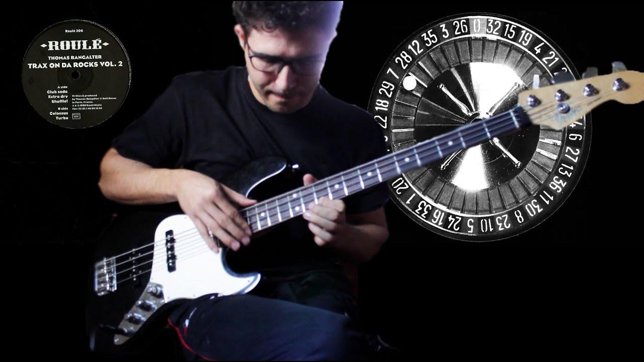 Thomas Bangalter - Club Soda (BassCover & Reconstruction) - YouTube