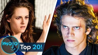 Top 20 Worst Acting Performances of All Time